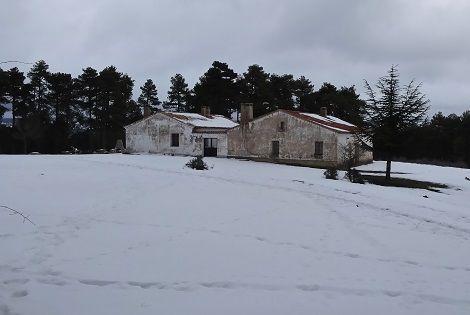 casa rural en cuenca