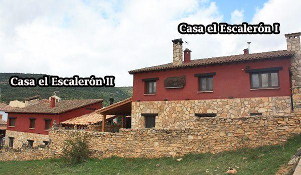 casas rurales en la Serrania de Cuenca