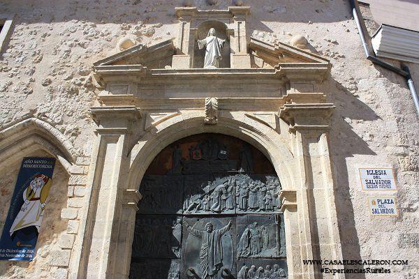 Iglesia del Salvador Cuenca