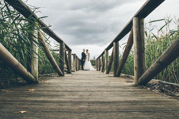 las fotos más románticas para tu boda