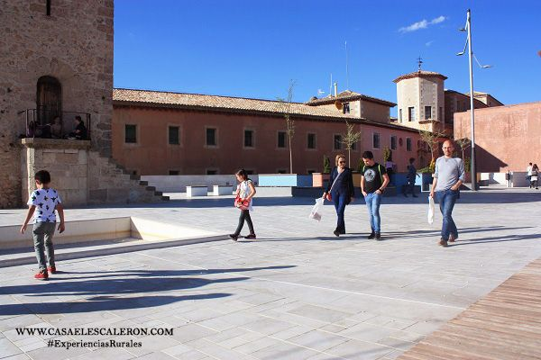 La Plaza de Mangana cuenca
