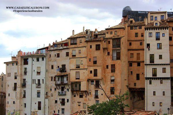 En el barrio de san martin se encuentran los rascacielos de Cuenca