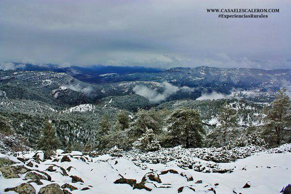 la mogorrita es la montaña más alta de Cuenca