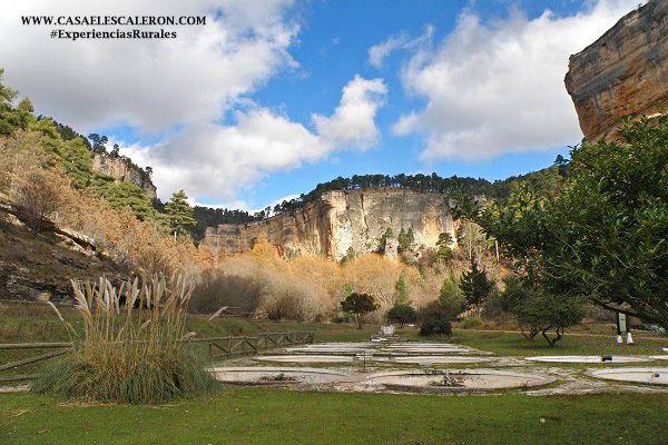 La Piscifactoría de Uña es uno de los lugares más visitas por nuestros huéspedes