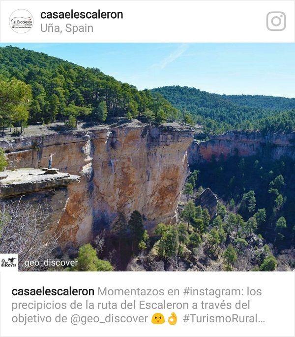 experiencias rurales en Uña (Cuenca)