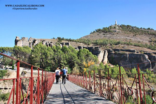 El Puente de San Pablo en Cuenca