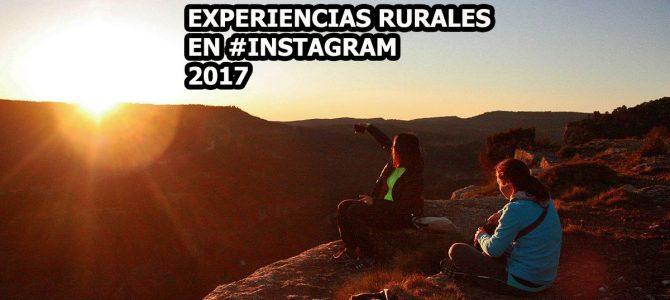 Las 10 Experiencias Rurales en #Instagram de 2017