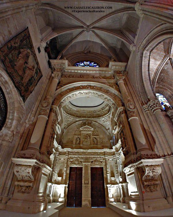 Arco de Jamete, en la Catedral de Cuenca