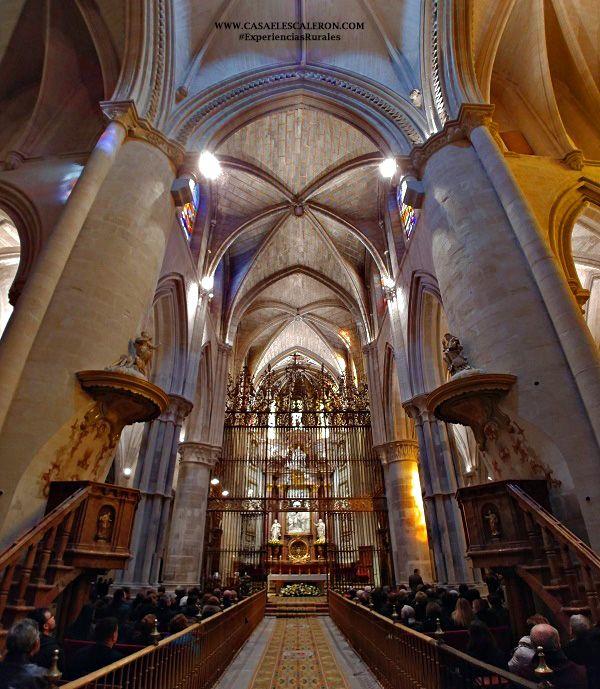 AltarMayor catedral de Cuenca