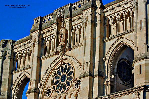 Exterior de la catedral de cuenca