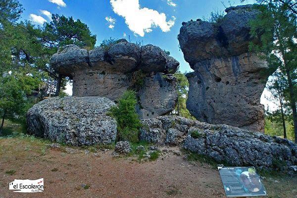 Los Amantes de Teruel, Ciudad Encantada