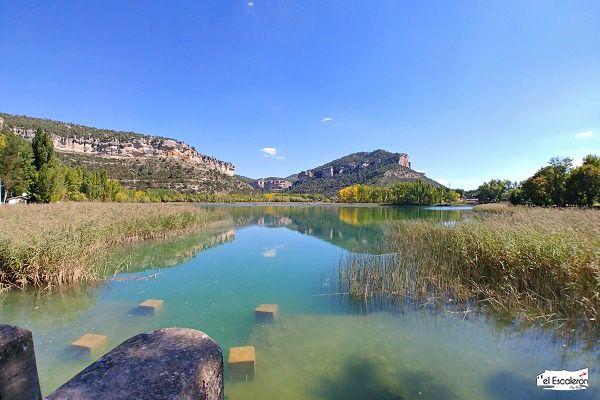 La Laguna de Uña, en la Serranía de Cuenca