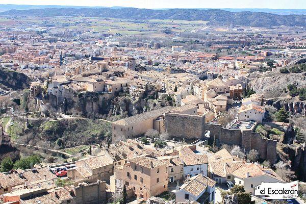 el Mirador del Rey (Cuenca)