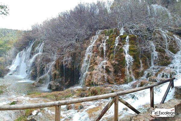 Monumento Natural del nacimiento del rio cuervo