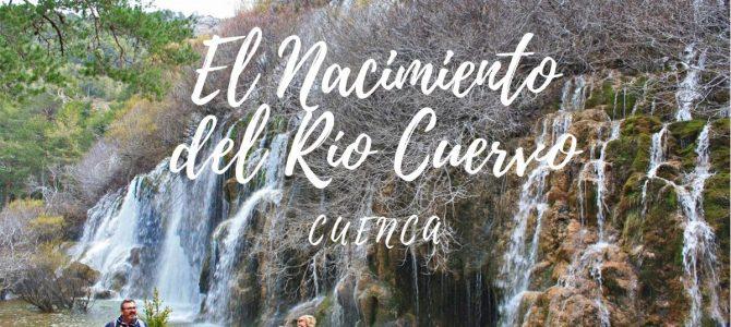 La Cascada y el Nacimiento del Río Cuervo: Recorrido, fotos y vídeo