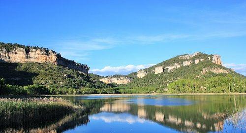 La joya de la Serranía de Cuenca, la Laguna de Uña