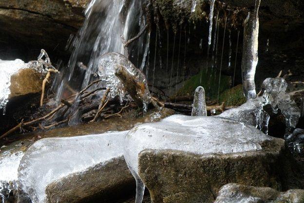 el invierno en cuenca