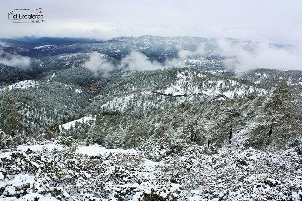 la mogorrita nevada