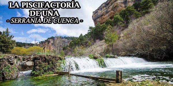 La Piscifactoría de Uña, un trozo de paraíso en la Serranía de Cuenca