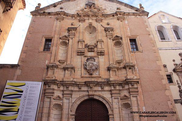Iglesias del casco antiguo de cuenca