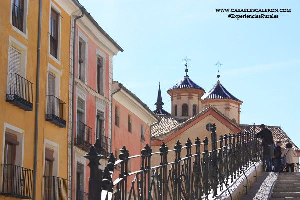 Iglesias de Cuenca. San Felipe Neri