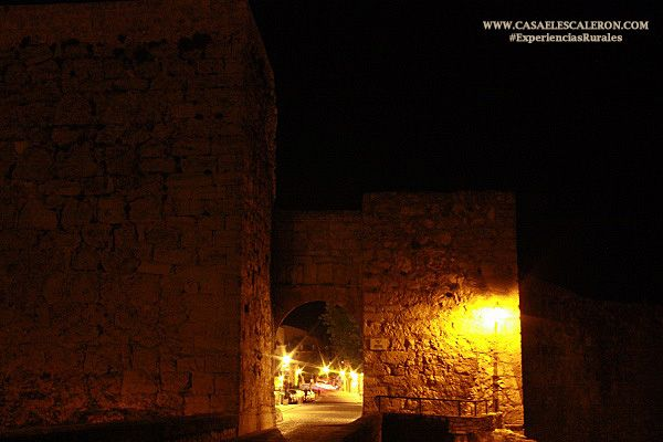 Puerta del Castillo de Cuenca