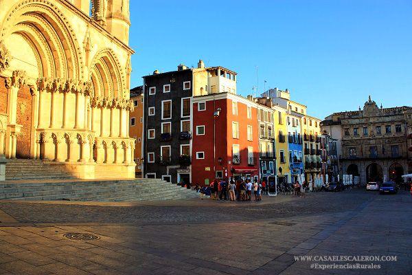 En la Plaza Mayor se encuentra el Ayuntamiento de la ciudad