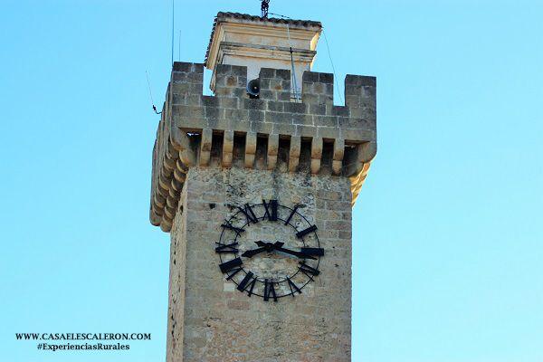Plaza de Mangana y Torre de mangana
