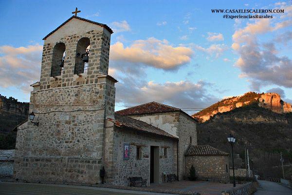 Iglesia de San Miguel Arcángel de Uña (Cuenca)