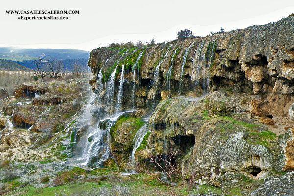 La Balsa de Valdemoro-Sierra o Balsa de Valdemoro en la Serranía de Cuenca