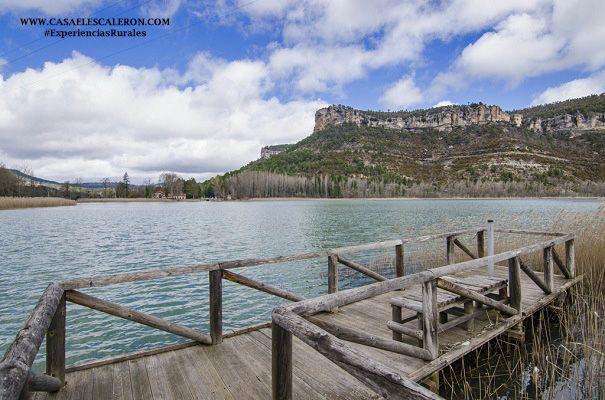 Laguna de Uña es uno de los tesoros de la Serranía de Cuenca