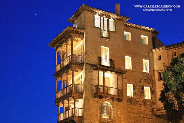 No se llaman Casas Colgantes de Cuenca