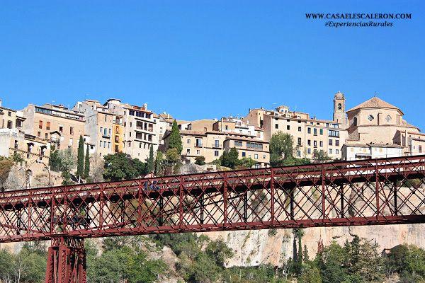 El Puente de san pablo antes era de piedra
