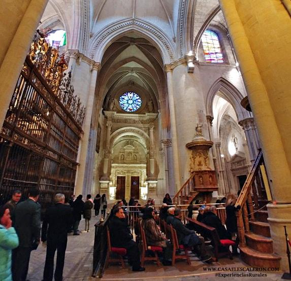 Acontecimientos culturales en la catedral de Cuenca