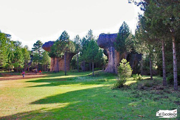 primavera en la ciudad encantada de Cuenca