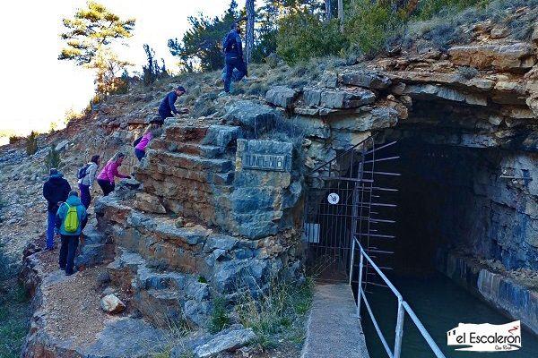 tunel cerrado
