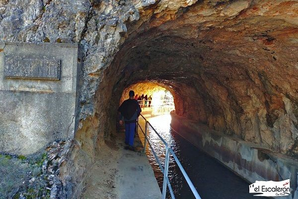 tunel canal de Uña