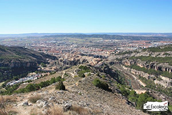 vistas cerro de las antenas