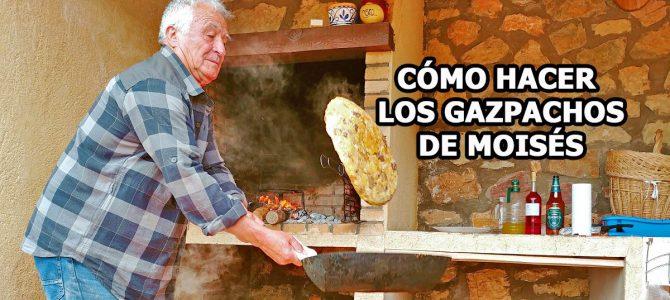 Cómo hacer gazpachos – Paso a paso