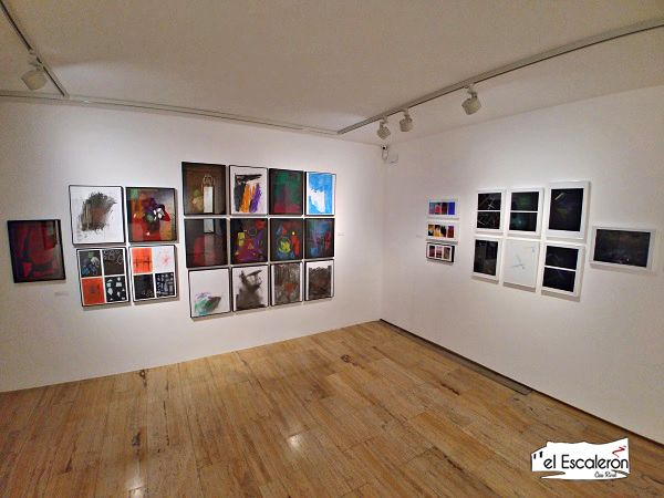 Pinturas del Museo de Arte Abstracto de Cuenca