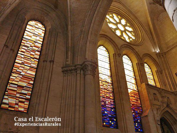 Vidrieras de la Catedral de Cuenca