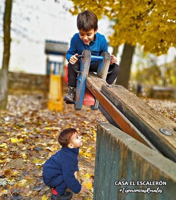 ver la serrania de cuenca con niños