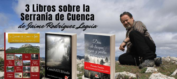 3 Libros para enamorarse de la Serranía de Cuenca